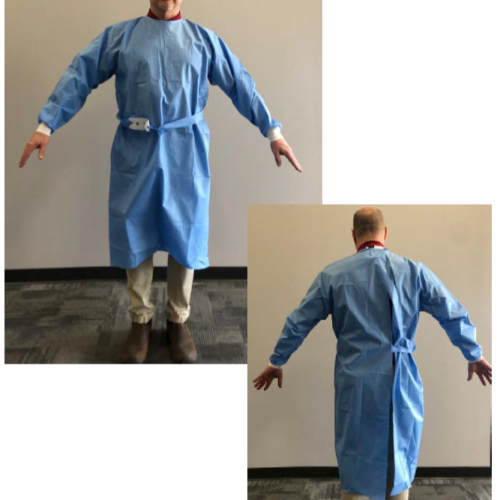 Level 3 SurgicalIsolation Gowns